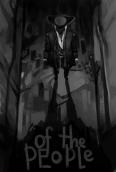 Fallout 4 - Of the people by KlodwigLichtherz