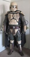 Mandalorian Executioner by lonewolf1183