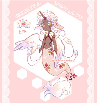 [OPEN]Bakuinawa Guest Artist Adopt Auction~ by Brabbitwdl