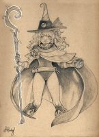 Witch Self by TheAncientMasteress