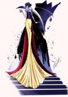 Fashion Style Snow White by ShadowMaster23