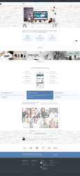 Mixed - Modern and Professional WordPress Theme by pixel-industry