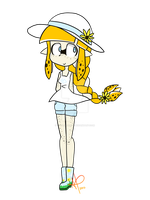 CLOSED Sunflower Squid Adopt Auction by LittleParade