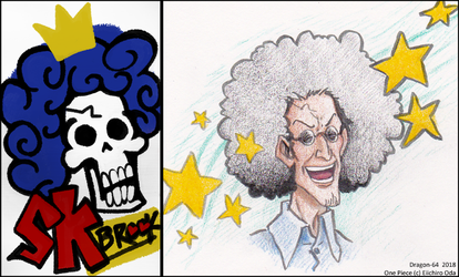 OP - Brook Diptych by dragon-64