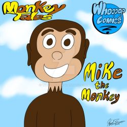Mike The Monkey by Whooogo