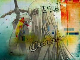 Claymore II --wallpaper by InuYasha-Addict