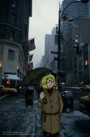 WYM - Englishman in New York by caat