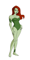 Poison Ivy by SpiedyFan