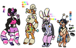 Anthro food adopts (On hold) by Sweetnfluffy-adopts