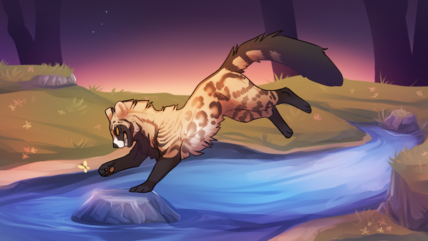 [COMM] Hop and a Skip Away by ReySketch