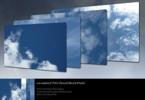 Cloud Stock Pack 01 by ex-astris1701