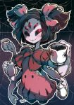 Muffet Pours you a cup of Spiders by Parororo