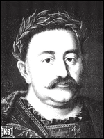 Portrait of Jan III Sobieski by kinga-saiyans
