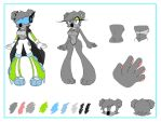 Adoptable Auction - Tech Koala - CLOSED by Night-the-PantherCat