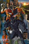 Black Panther Tribute by JericaWinters