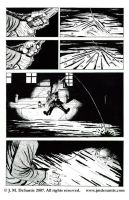The Thing in the Water page 2 by jmdesantis