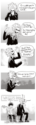 Boku no Hero Academia - Probably! by TC-96
