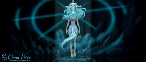 Kida 39 - Heart of Atlantis by LPDisney