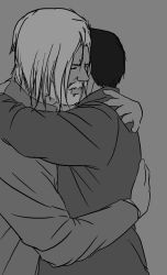 DBH: Connor and Hank by wizarddoc205