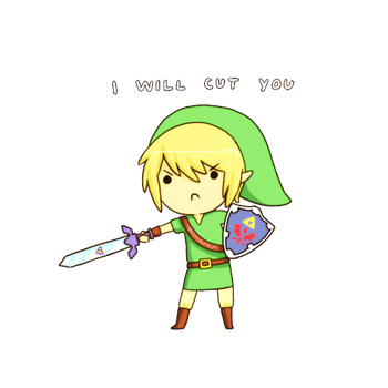 I WILL CUT YOU by pikarar