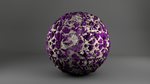 Incrusted c4d material by fabmania