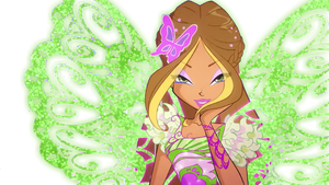 Flora 7 season Winx club by PrincessBloom93