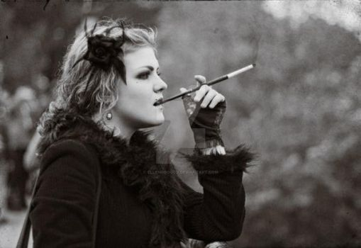love and cigarettes by ellenrococo