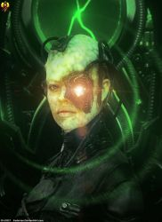 Seven of Nine Tertiary Adjunct of Unimatrix 01 by Euderion