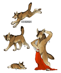 odebeh stages by screaming-explosions
