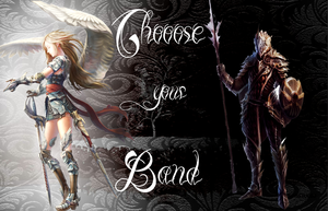 choose your band.... by 123nukume