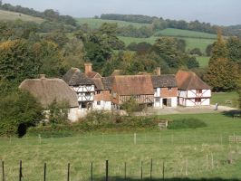 Weald and Downland Museum by jemmans