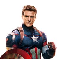Captain America - Age of Ultron Render by EversonTomiello