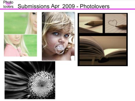 Submissions April 2009 by PhotoLovers