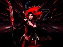 Blood Rayne by vLine-Designs