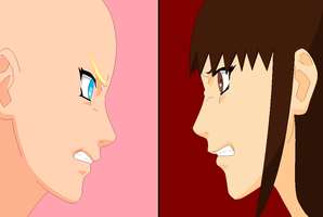 Let's Fight .:OpenCollab:. by SayuTanaka