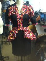 Draping Project by phantomonex
