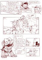 A Path To The Desert Page 16 by ChillySunDance