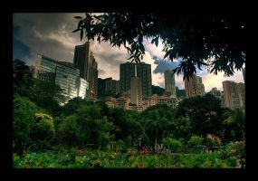 Urban Jungle - by geckokid