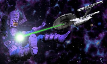 Who Mourns for Galactus? by jaypiscopo