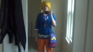 Wind Waker Link cosplay by Draug419