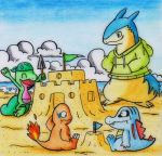 Sand Castle by GTS257-CT