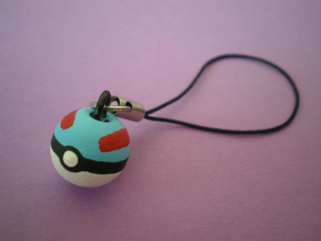 Great Ball Charm by Omonomopoeia