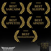 Accolades - tee by InfinityWave