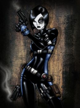 Domino Colored by JamieFayX