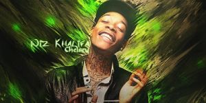 Wiz Khalifa Smudge Signature by kapstokk