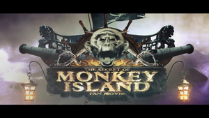 The Secret of Monkey Island - Fan Movie - by Spadoni-Production