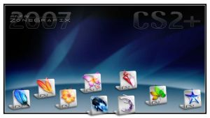 Adobe CS2 Suite - Updated by ZoneGrafix