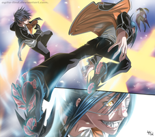 Air Gear by aagito