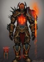 Warrior concept gear by itzaspace