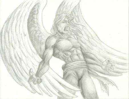 archangel by Johnnyhepcat